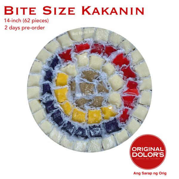 Bite Size Kakanin 14