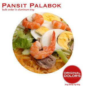Pansit Palabok