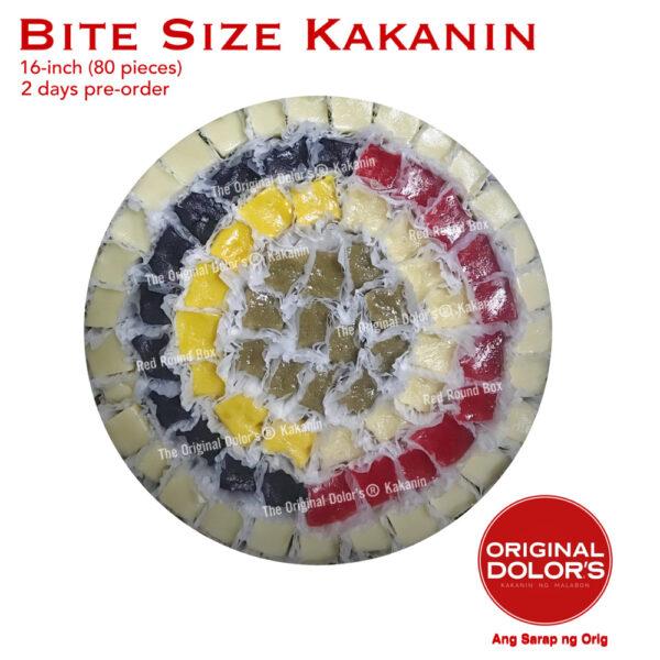 Bite Size Kakanin 16