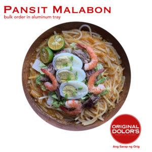 Pansit Malabon