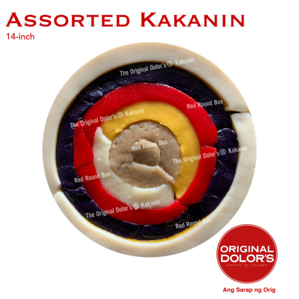 Assorted Kakanin 14
