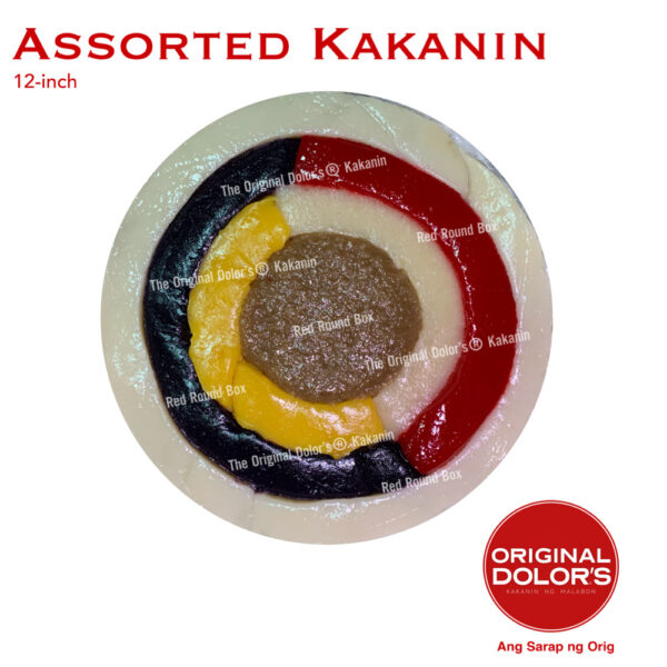 Assorted Kakanin 12