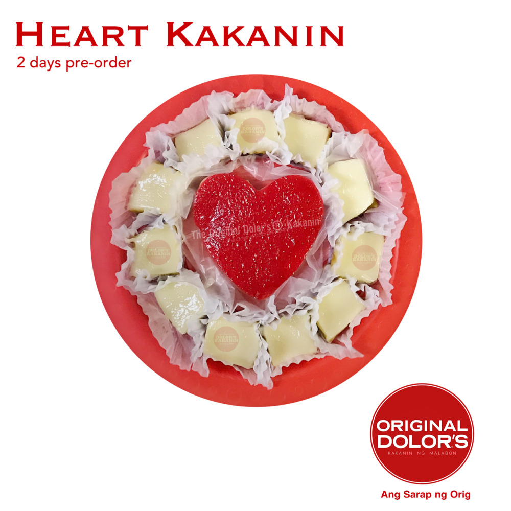 Heart Kakanin
