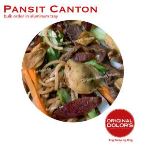 Pansit Canton