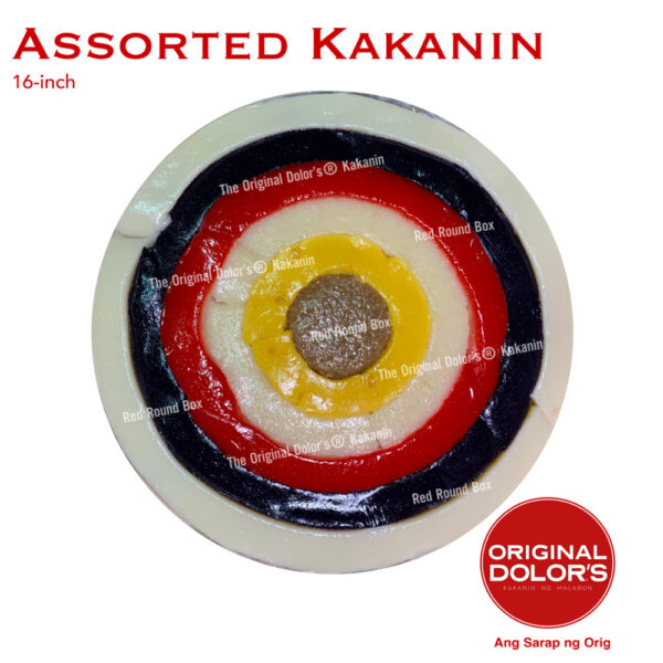 Assorted Kakanin 16