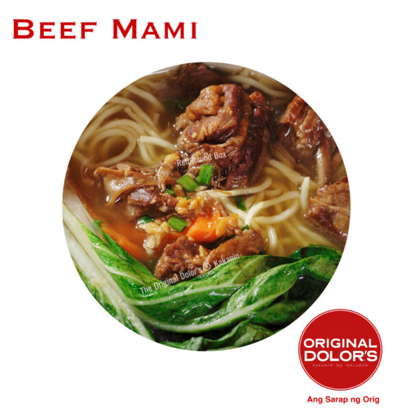 Beef Mami