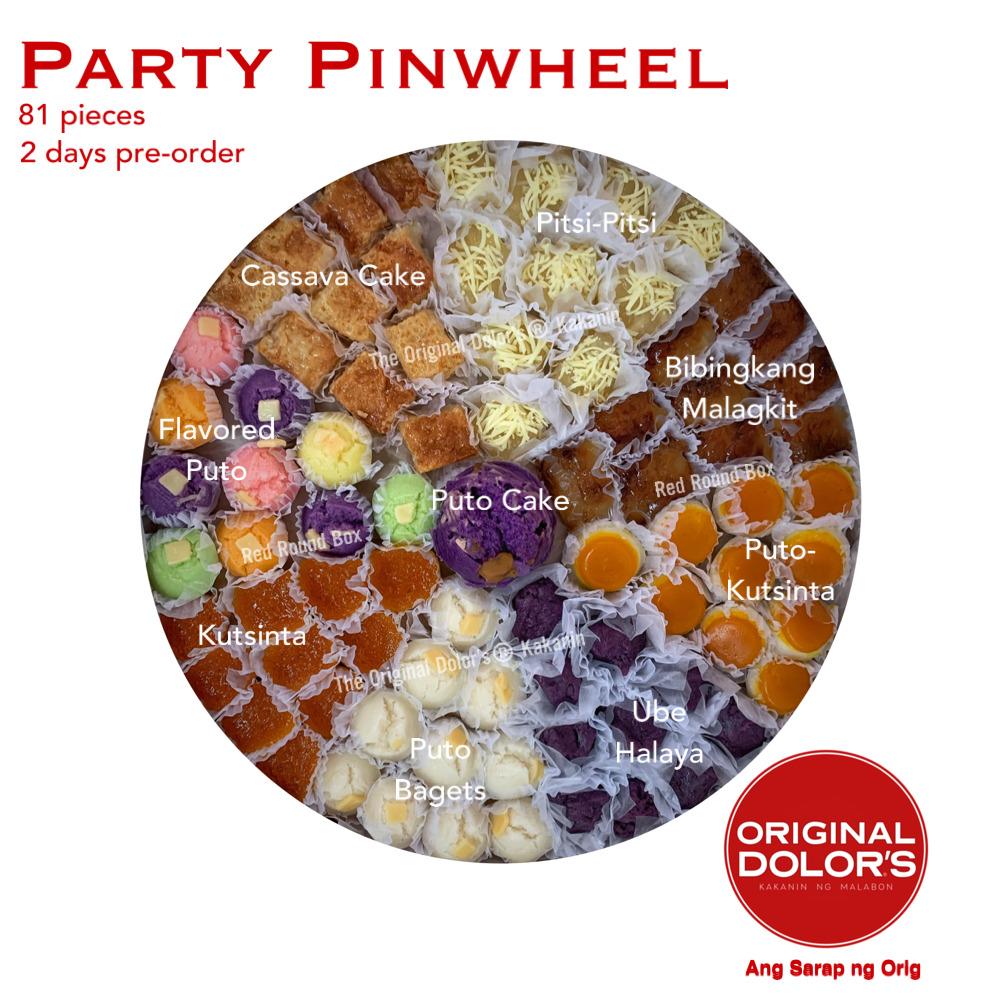 party pinwheel