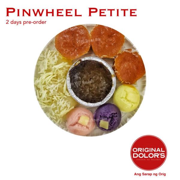 Pinwheel Petite